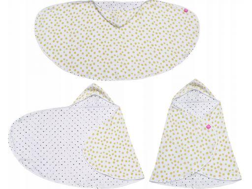 Ręcznik muślinowy,okrycie kąpielowe motherhood