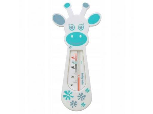 Termometr pływający do kąpieli żyrafka biała