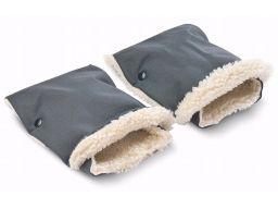 Mufki rękawiczki do wózków sanek baranek sensillo