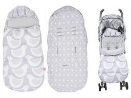 Śpiworek, śpiwór do wózka + wkładka motherhood