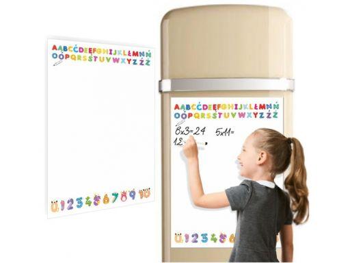 Tablica magnetyczna dla dzieci magnes na lodówkę