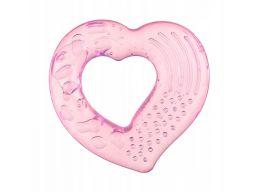 Akuku gryzak wodny serce róż