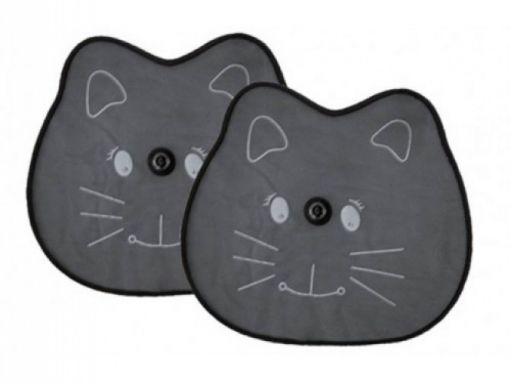 Kaufmann zasłonki przeciwsłoneczne kotki 2 szt