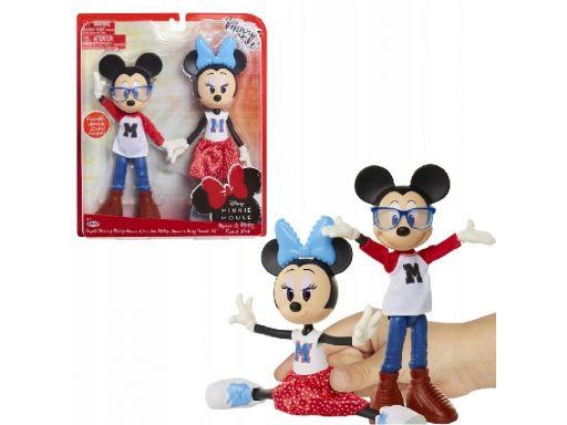 Myszka miki mickey & minnie mouse lalki disney