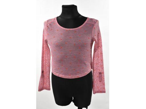 George koszulka gwiazdki różowa 7-8 lat 122-128 cm