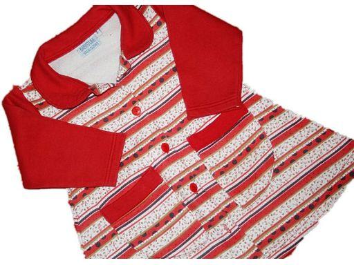 Baby'sline - cieplutka sukieneczka -r. 3*