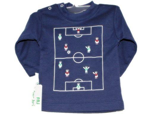 Frj * - bluzeczka piłkarze 80 cm