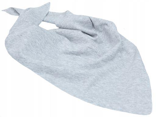 Rożek bandamka trójkątna chustka apaszka bawełna
