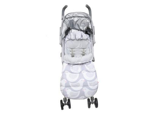 Śpiworek +wkładka antywstrząso.do wózka motherhood