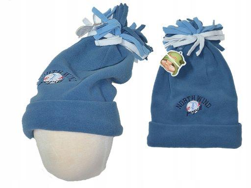 Chs czapka polar pupil o-107   48-50 promocja