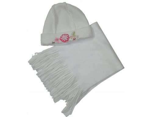 Komplet pupill czapka szalik 048 98/3l promocja
