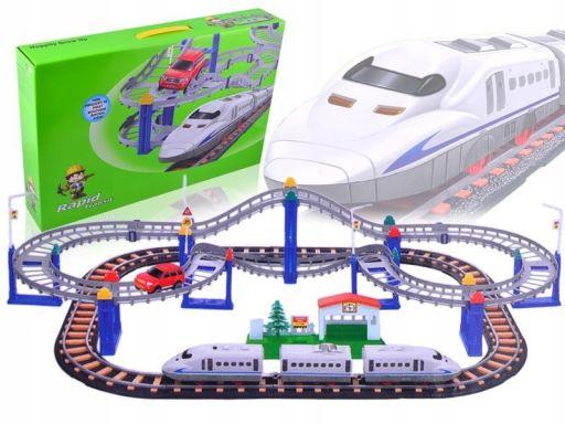 Chs pociąg express pendolino kolejka + tor 6209