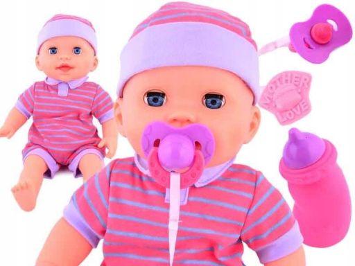 Chs lalka amelka córeczka mówiąca 7 funkcji 5851