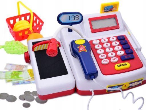 Chs kasa sklepowa kalkulator pieniądze 9550 gratis