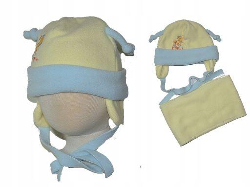 Chs czapka szal polar pupil o-115 | 44-46 promocja