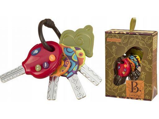 B. toys zestaw kluczy z pilotem i latarką