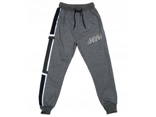 Spodnie dresowe urban r 16 - 158/164 cm grey