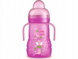 Trainer+ 220ml butelka dla niemowląt i kubek mam