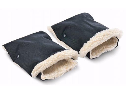 Sensillo mufki rękawiczki do wózków sanek baranek