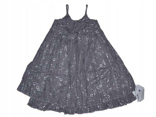 Chs sukienka z kokardą 98/3l wójcik c3957