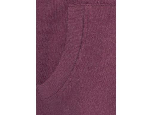 Bench bordowa bluza z kapturem 116/122