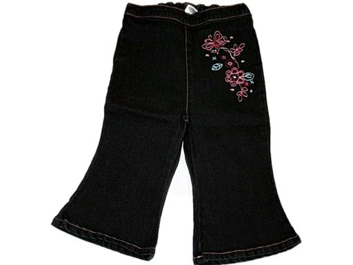 Ladybird * - jeansowe spodenki spodnie 12 - 18 m