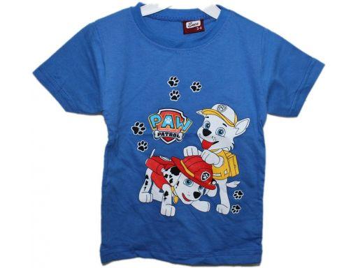 Enes * psi patrol t-shirt bluzka 0-1 9 m