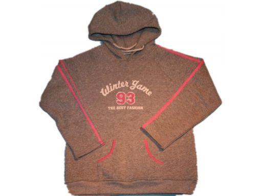 Wciągana bluza - r.122-128 cm *