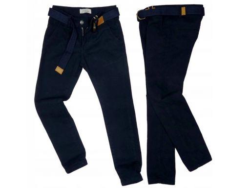 Spodnie wizytowe range r 10 ok 134/140 cm