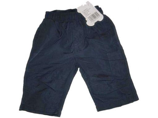 Tiny ted * - piękne spodenki spodnie - new born