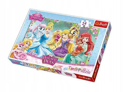 Chs puzzle 24 el trefl maxi odpoczynek 14223