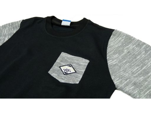Bluza nowa bluza york 8 ok.122/128 black