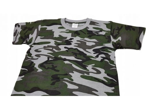 Bluzka t-shirt moro masked r 164 cm nr4
