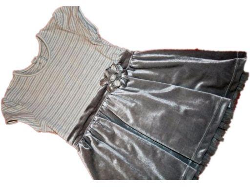 Matalan * - przepiękna sukieneczka - 86 cm