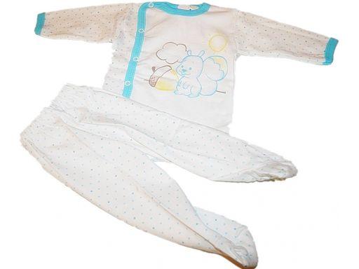 Minino * komplecik - bluzeczka i spodenki - 62 cm
