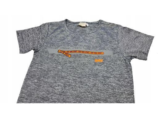 Fit bluzka t-shirt brand 152 orange