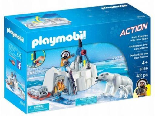 Chs playmobil strażnicy polarni 9056 gratis