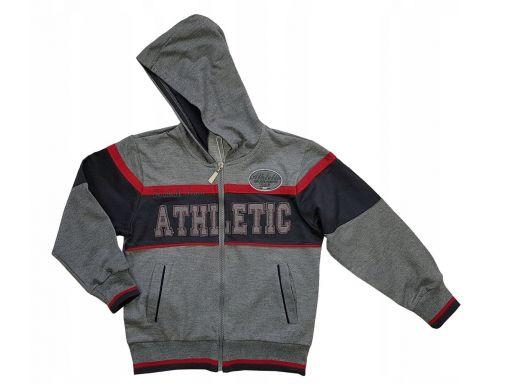 Bluza athletic r 16 - 164/170 cm red