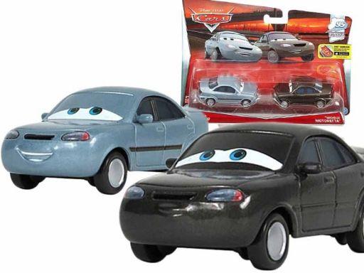 Chs cars motoretta drifengauta 2-pak dhl18 5458