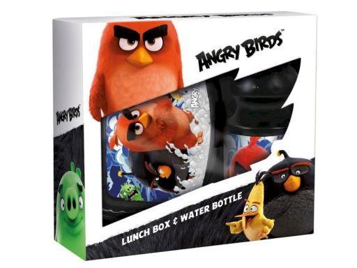Chs śniadaniówka+bidon angry birds 5846