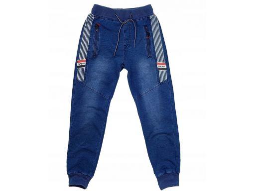 Dresy jeans joggery genesis r 10 - 134/140 cm