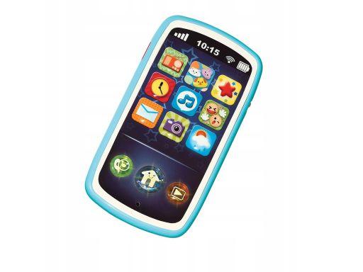 Smartfon telefon nagrywa odtwarza 0740 smily play
