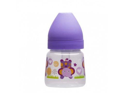 Akuku butelka + smoczek szerokootworowa 125ml