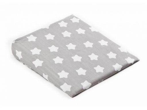 Poszewka na poduszkę klin do wózka 38x30 gwiazdki