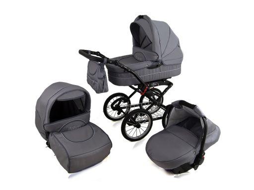 Polaris 3w1 wózek wielofunkcyjny styl retro