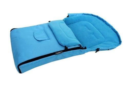 Śpiworek śpiwór do wózków sanek polarkowy 90cm