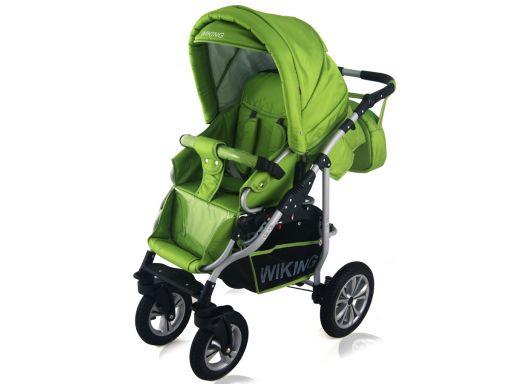 Wiking torba+folia+moskitiera wózek spacerowy
