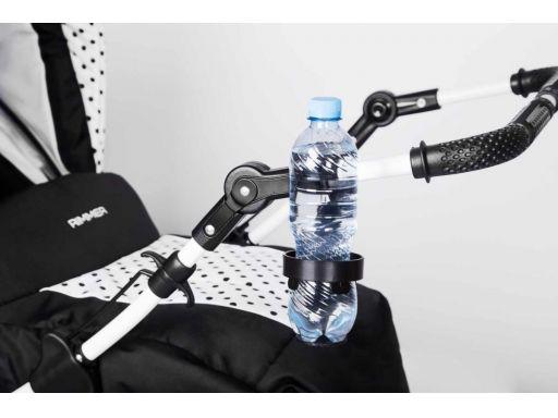 Uniwersalny uchwyt na napój do wózków rowerków hit