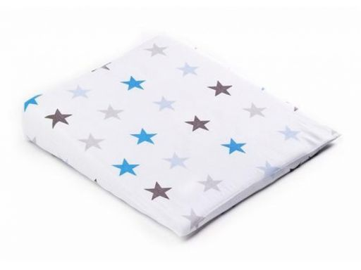 Poszewka na poduszkę klin do łóżeczka 38x60galakty