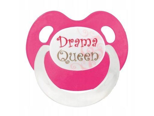 Smoczek bibi anatomiczny basic care drama queen 6+